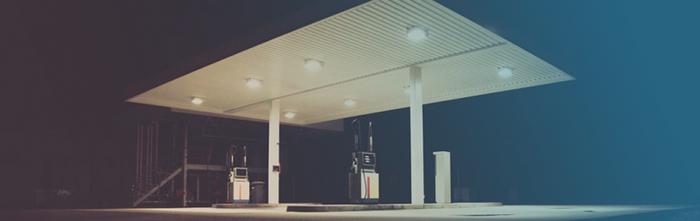 desperdício de combustível