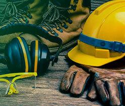 segurança do trabalho nas operações