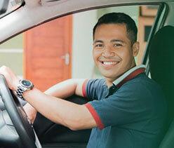 melhor motorista automação