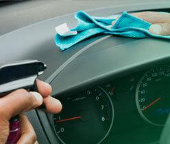higienização dos veículos