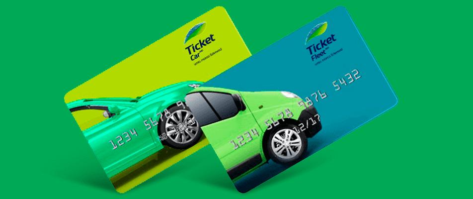cartões ticket log
