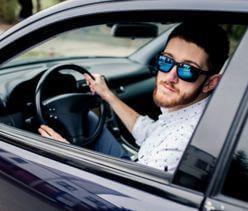 identificar o motorista